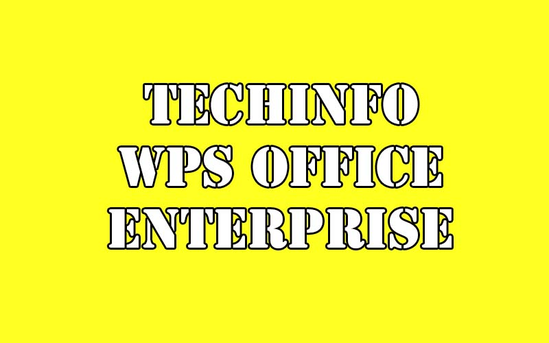 WPS Office enterprise